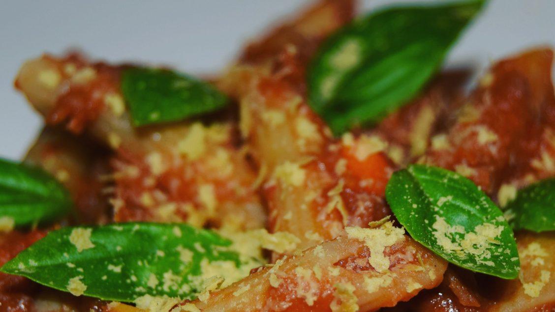 Cannellini bean Bolognese