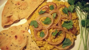 Easy Slow cooked dhal