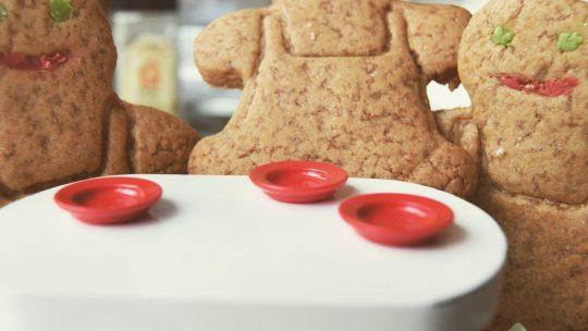 Easy Vegan Gingerbread