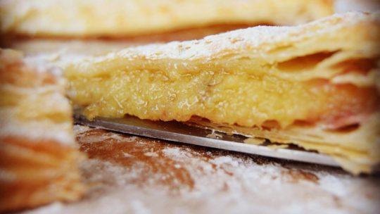Vegan Frangipane Pie